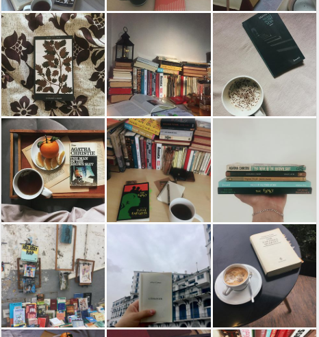 bookstagram a brief beginner's guide